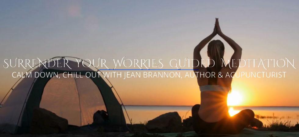 Surrender Your Worries